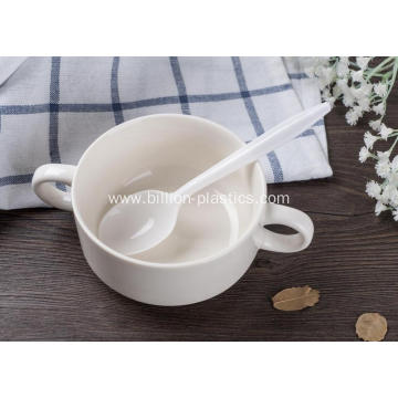 Food Grade PP Disposable Plastic Spoon
