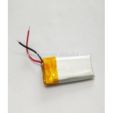 Oem Rechargeable 3.7V 70Mah Li-Polymer Battery