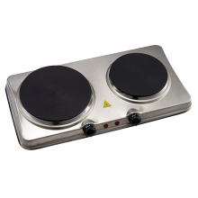 2500W Hot Plate Stainless Countertop Burner