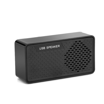 Mini Portable 3W USB Speaker for PC