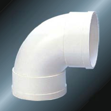 Din Drainage Upvc Elbow 90° Grey Color