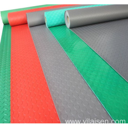 Leaf pattern corridor mats with waterproof function