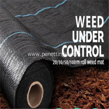 Heavy Duty Woven Weed Control Ground Cover