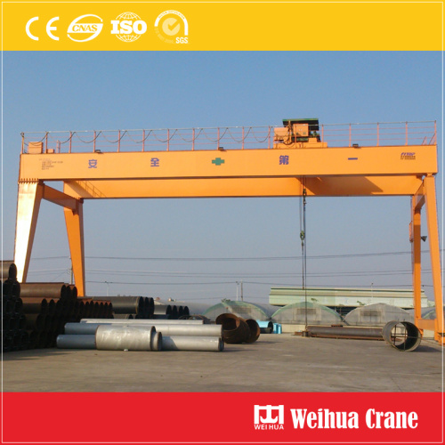 Electric Goliath Gantry Crane