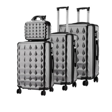 Luggage Set TSA 3 Piece Set ABS Hardside