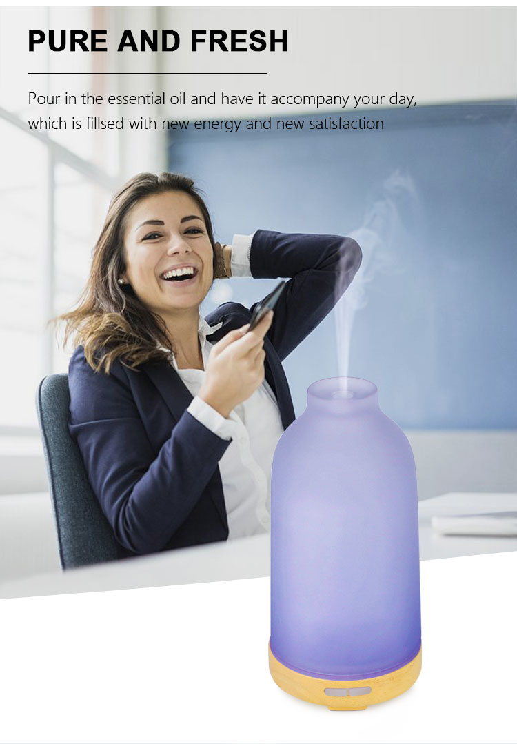 glass essential oil diffuser