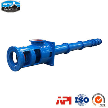 Vertical Stainless Steel Submerged Slurry Sump t Pump