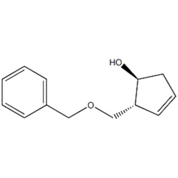 (1S, 2R)-2-(Benzyloxymethyl)-1-hydroxy-3-cyclopentene CAS 110567-21-0
