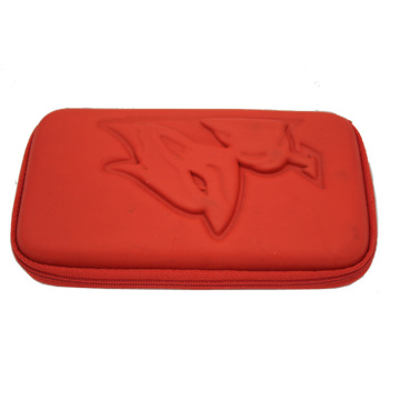 New design portable storage animal logo eva box for game