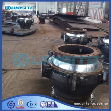 Carbon Steel Ball Joints Construction
