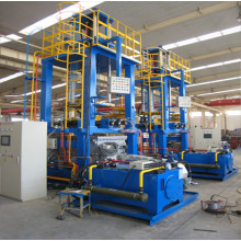 Electric Metal gravity casting machine