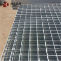 High quality metal bar safety steel grating step