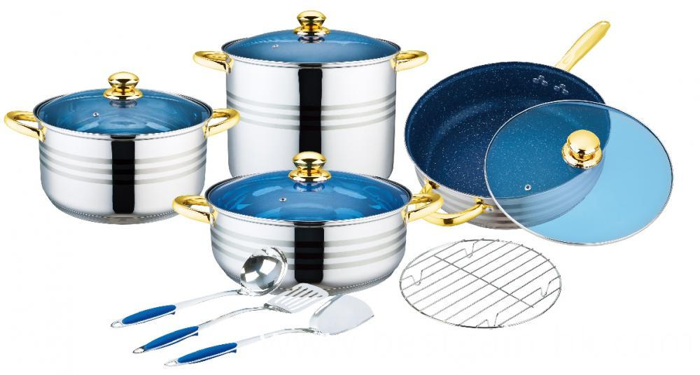 Capsulated Bottom Cookware