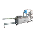 Grocery Shopping Flat Bottom Paper Bag Making Machine