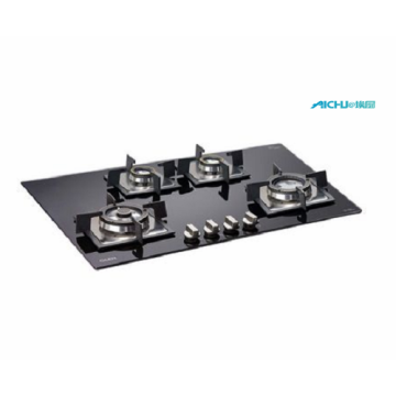 Glen Glass Hob With Double Brass TR