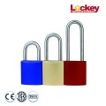 52mm Steel Shackle Aluminum Safety Padlock