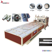 UPVC Plastic  Pipe Belling Production Machine