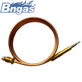 Gas oven parts 900mm copper thermocouple