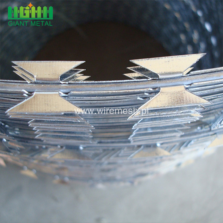 Good Price Concertina Razor Barbed Wire Fences