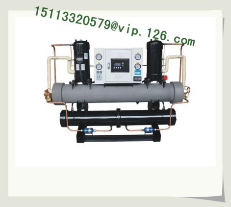 Open type screw chillers