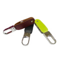Colorful Swivel Leather USB Stick Flash Drive
