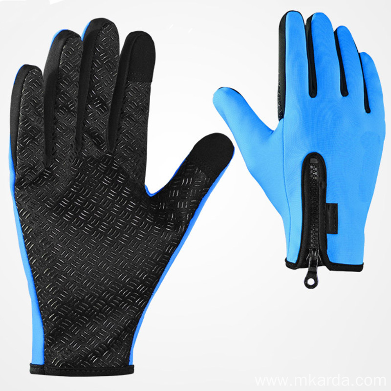 Outdoor Sport Warm Scooter Gloves