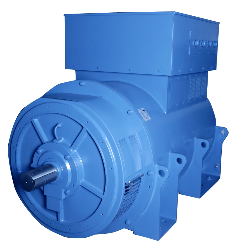 Evotec 10 5kv 1800kw High Voltage Alternators