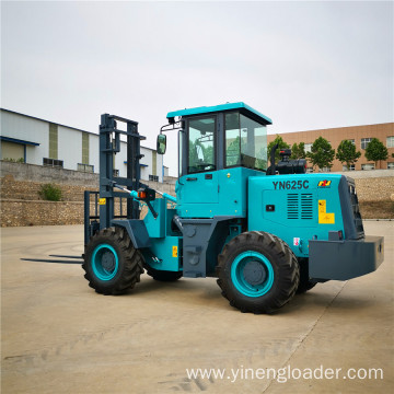Diesel Smart Off Road Forklift