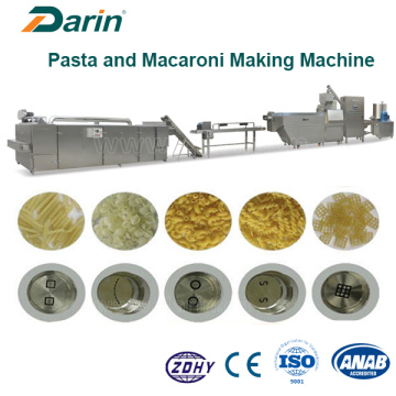 Macaroni/Pasta Plant Machine Single Screw Extrusion