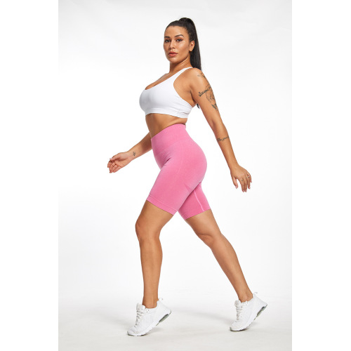 Pulse Cropped Seamless Yoga Leggings