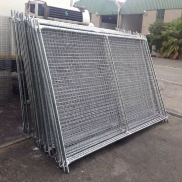 Standard Temporary Removable Fencing Temp Construction Site Fence