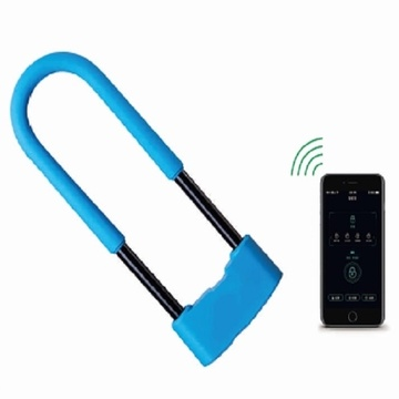 U lock bluetooth anti-theft lock smart bike lock