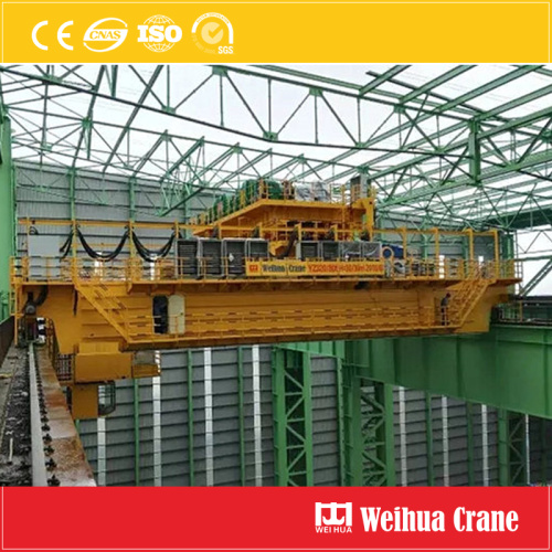Overhead Crane For Foundry