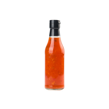 250ml Glass Bottle Thai Sweet Chilli Sauce OEM