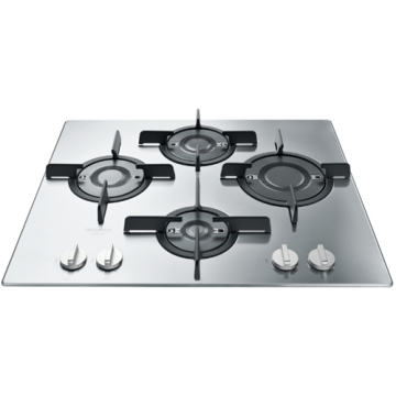 Hobs 4 Burners Stainless Steel 60CM