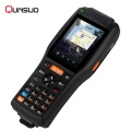 Portable scanner barcode printer android pda 3505