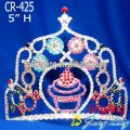 Cupcake Pageant Crowns For Christams Tiara