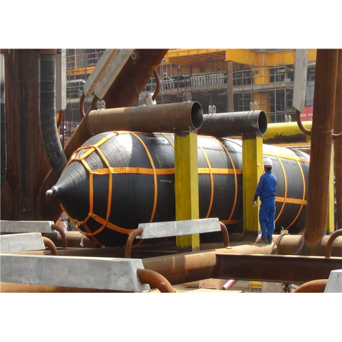 D1.5*L12m Marine Salvage Airbags for Salvaging