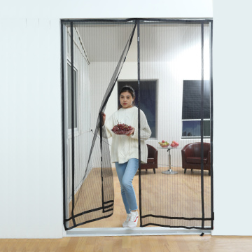 Magnetic Screen Mesh Door