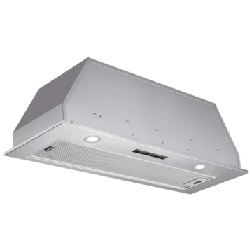 90cm Canopy Cooker Hood in Stainless Steel