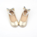 Fancy Mary Jane Leather Baby Girl Shoes