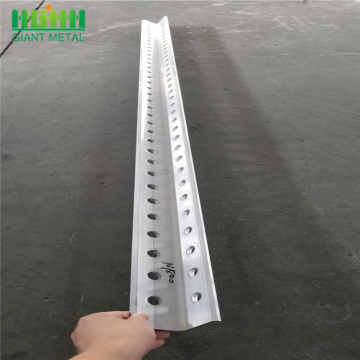 Construction durability formwork tie rod for aluminum