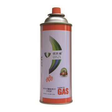 Portable High Purity Butane Gas