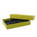 Paper solid gift box with lid