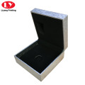Custom Rigid Box Handmade Hinged Jewelry Gift Boxes