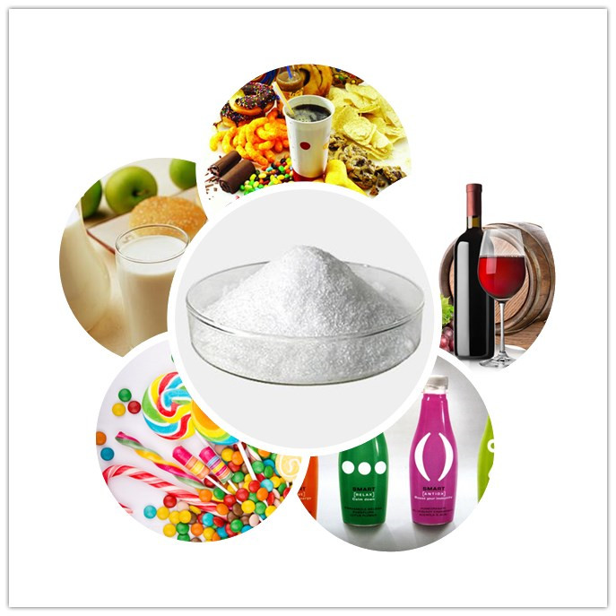 Citric Acid Application For Food