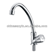 Cheap single handle Italian 3 way kitchen faucet
