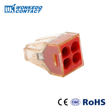 Push In Wire Connectors Wago
