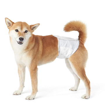 Male Dog Wrap Diapers