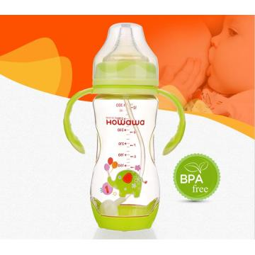 10oz Heat Sensing Baby Nursing Milk Bottle Holder